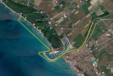 L'Etrusca Sup Race - Mappa Etrusca (Lunga)